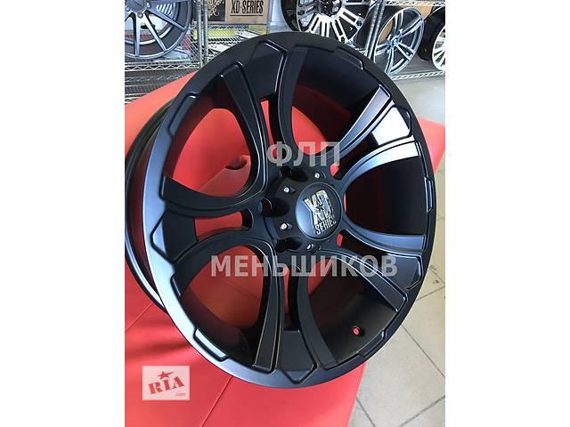 KMC XD801 Новые оригинальные диски для Toyota Land Cruiser Prado R20 6x139,7, США - объявление о продаже  в Харькове