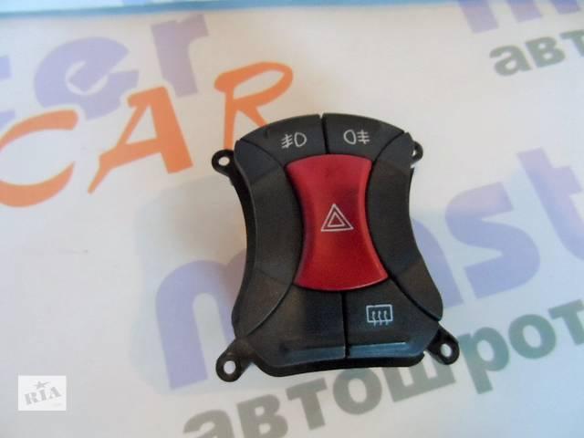 Кнопка аварийки Fiat Doblo Добло Fiat Doblo 2000-2009.- объявление о продаже  в Ровно