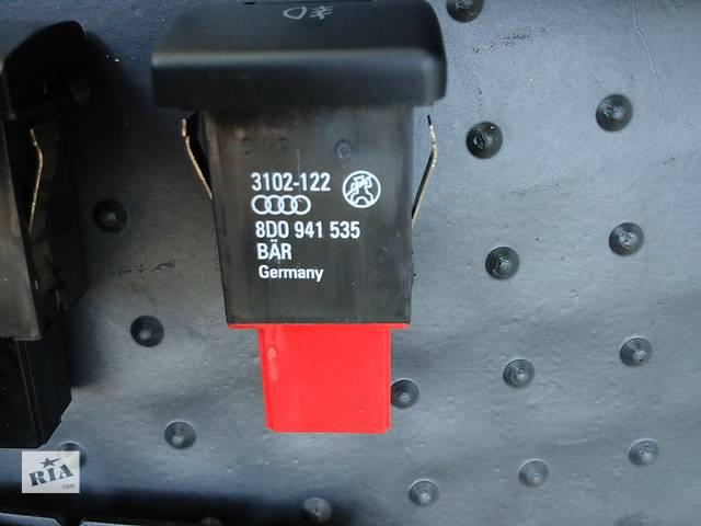 кнопка включения выключения противотуманных фар 8D0941535 ауди а4 б5 audi a4 b5- объявление о продаже  в Бердичеве