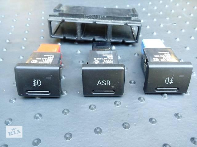 бу кнопка выключатель противобуксовочной системы 8D0927133 ASR audi a4 b5 ауди а4 б5 в Бердичеве