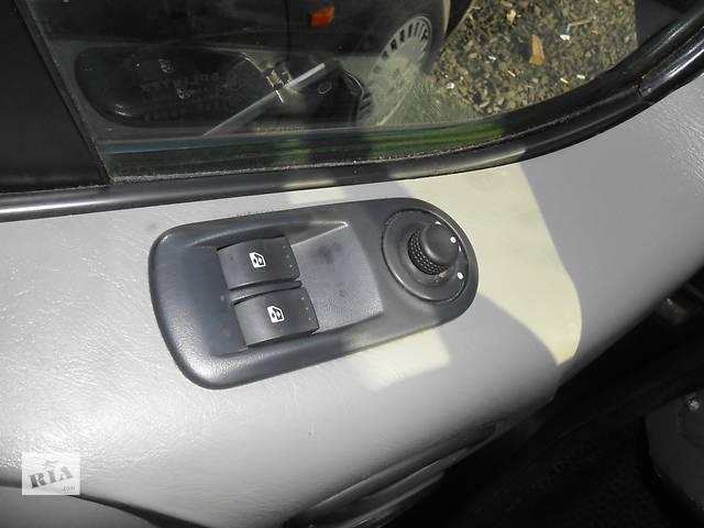 Кнопки управления зеркалами, стеклоподъемника правые пасажырские Renault Trafic Рено Трафик Opel Vivaro Опель Виваро- объявление о продаже  в Ровно