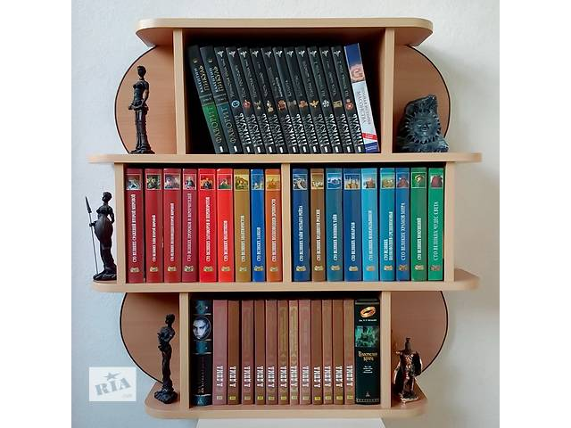 Книжная полка модель 02-073 - мебель в херсоне на ria.com.