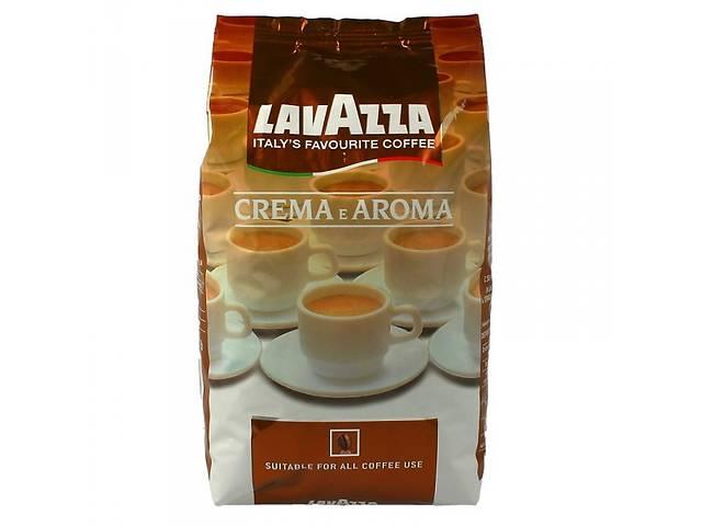 бу Кофе Лавацца Lavazza Крема Арома зерно 1кг  в Украине