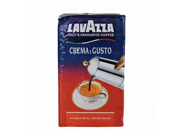 бу Кофе Лавацца Lavazza Крема Густо молотый 250г  в Украине