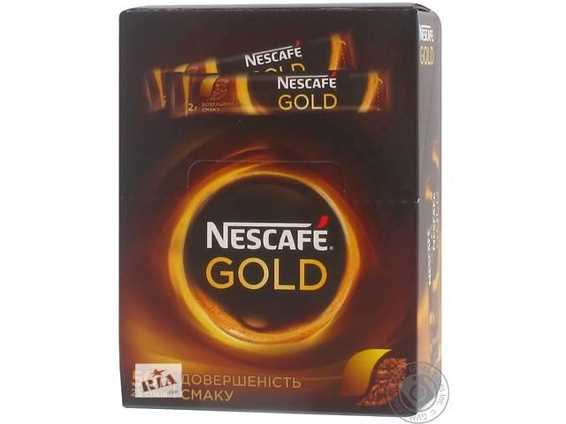 купить бу Кофе нескафе голд стик 2г  в Украине