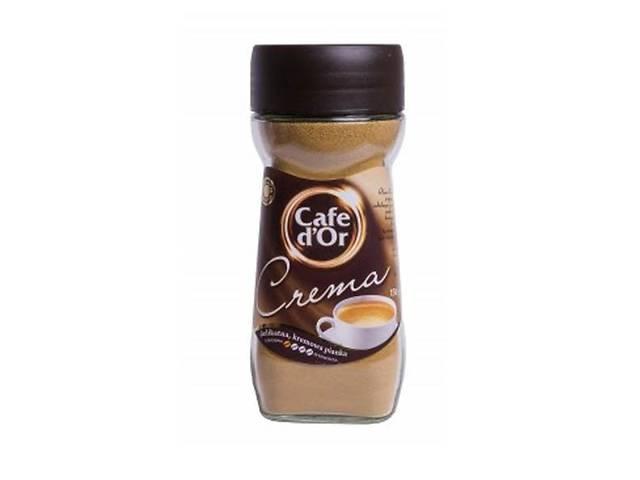 Кофе растворимый d'Оr Crema – 200 гр.- объявление о продаже  в Николаеве