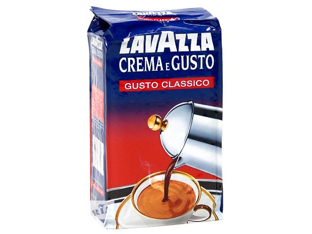 продам Кофе Lavazza Crema Gusto (Лавацца Крема Густо). бу  в Украине