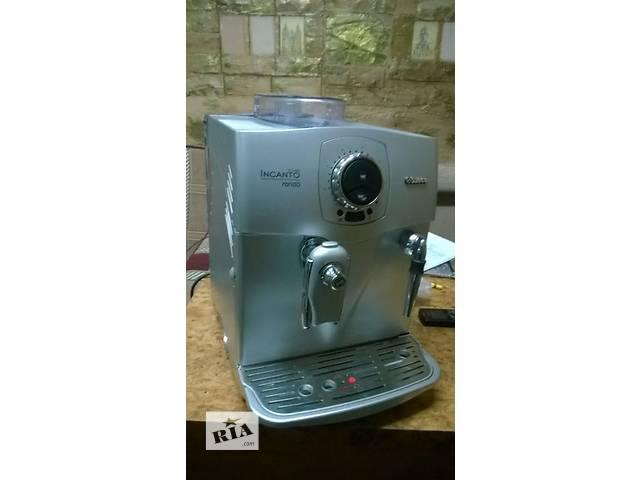 купить бу Кофемашина для дома Saeco Incanto Rondo в Кременчуге