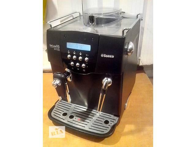 продам Кофемашина, кофеварка для дома и офиса Saeco Incanto De Luxe S-Class бу в Ужгороде