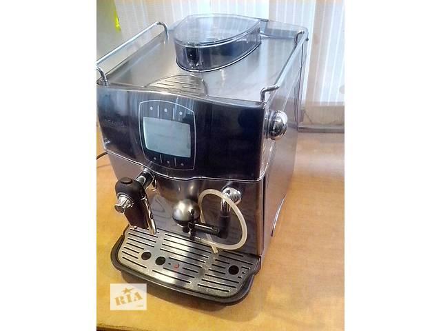 бу Кофемашина, кофеварка для дома и офиса Saeco Incanto Sirius S-Class в Ужгороде