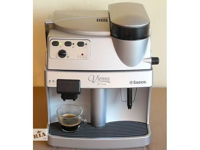 Кофемашина, кофеварка Saeco Vienna (Саеко Виена) J-бойлер- объявление о продаже  в Ужгороде
