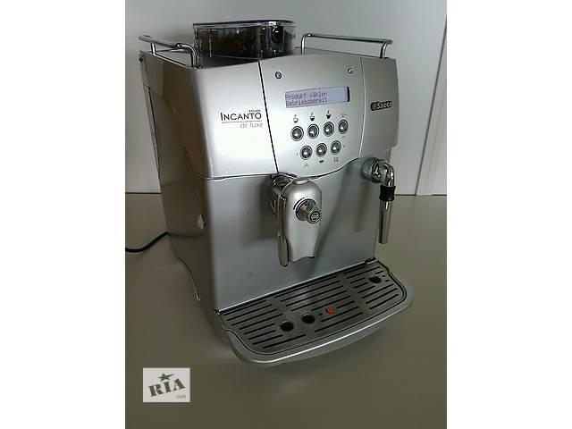Кофемашина Saeco Incanto de luxe- объявление о продаже  в Каневе