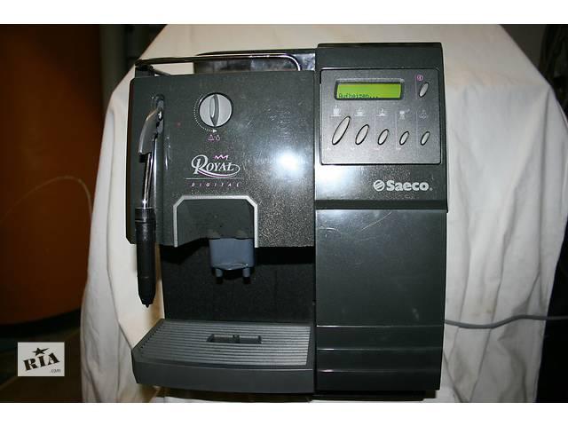 купить бу Кофемашина Saeco Royal Digital в Каневе
