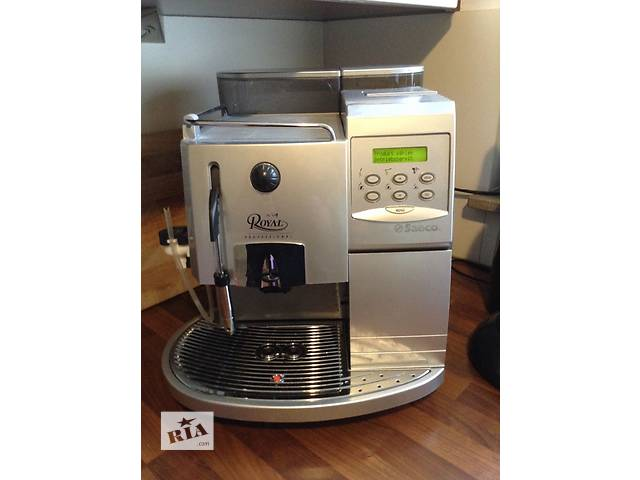 Кофемашина Saeco Royal Professional- объявление о продаже  в Каневе