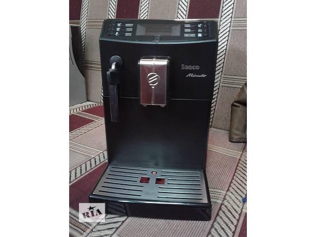 продам Кофеварка для дома Saeco Minuto HD8761/09 бу в Кременчуге