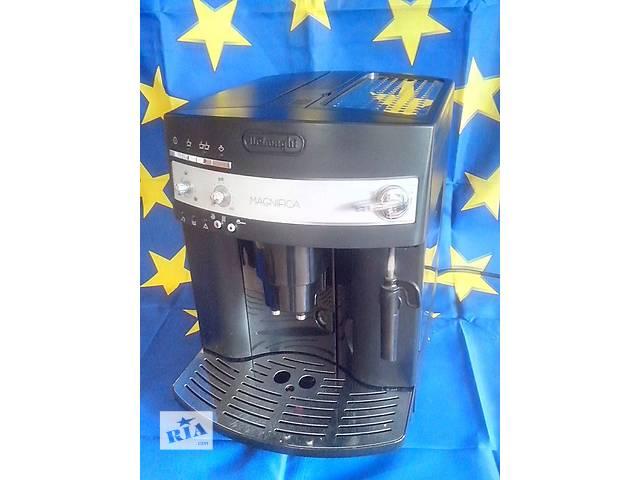 купить бу Кофеварка, кофемашина для дома и офиса DeLonghi ESAM 3000 B Magnifica в Ужгороде
