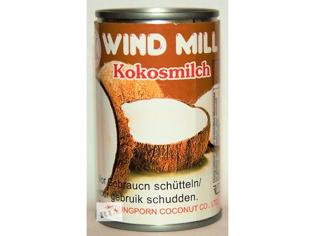 Кокосовое молоко 15% 165 мл- объявление о продаже  в Киеве
