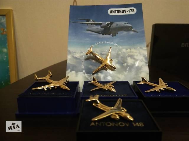 купить бу Колекционные значки ANTONOV в Киеве