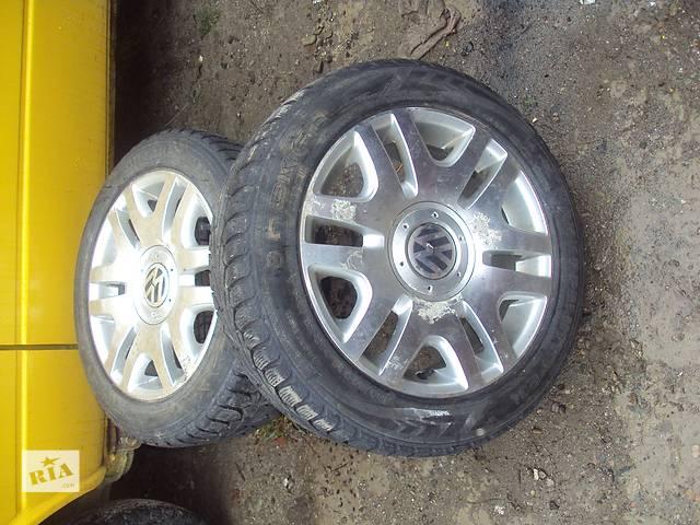 продам колеса 205/55/R16 бу в Львове