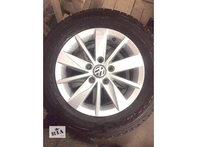 Колеса комплект 15 Фольксваген Volkswagen 195/65 R15- объявление о продаже  в Хмельницком