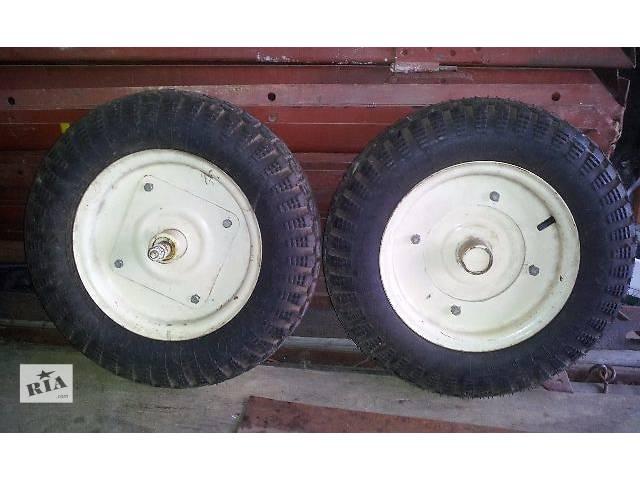 бу Колеса на мотороллер(шина К-82 4PR 4,00-10) новые в Виннице