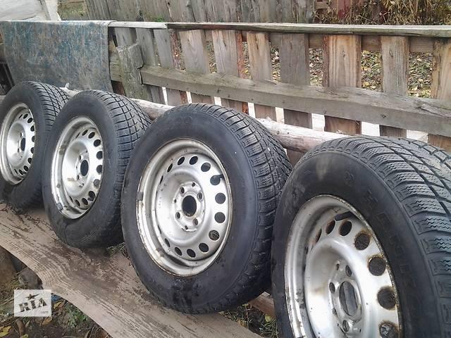 продам Колёса R13 4/100, шины 175/70 R13. бу в Житомире