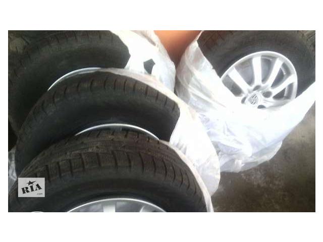 бу Колеса шины (диски и резина) для Порше Cayenne в Киеве