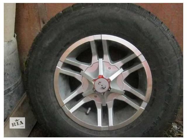купить бу Колеса зимові Cooper Discoverer M+R 235\75 R 15 109T в Ивано-Франковске