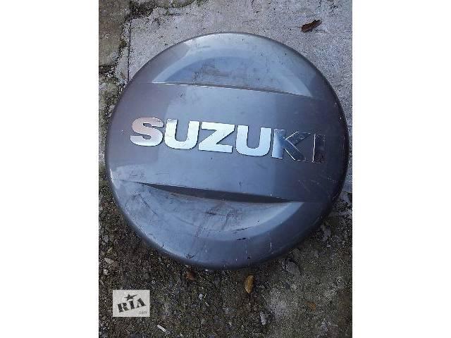 купить бу Колеса и шины Чехол запасного колеса Легковой Suzuki Grand Vitara в Львове