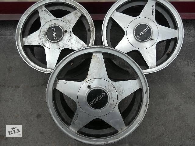 Колеса и шины Диск 14 4x108 Легковой Диски OZ Emerson Fittipaldi R14 4-108- объявление о продаже  в Кропивницком (Кировограде)