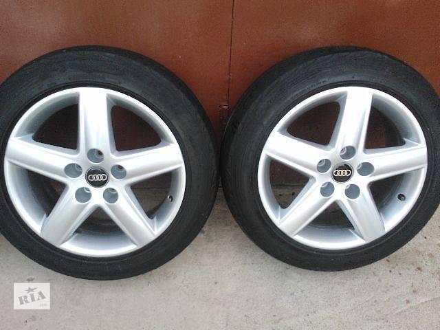 купить бу Колеса и шины Диск 17 45 Легковой Audi в Костополе