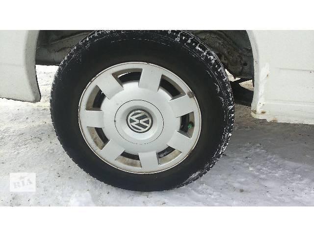 бу Колеса и шины Диск Диск литой 15 Легковой Volkswagen T4 в Ровно
