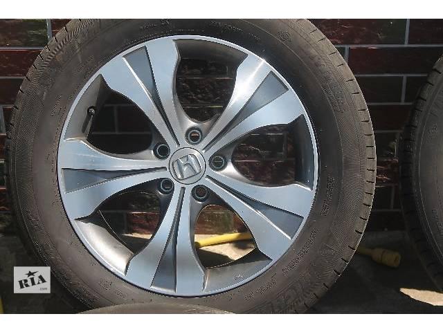 Колеса и шины Диск Диск литой 18 5x114.3 Легковой Honda CR-V Кроссовер 2013- объявление о продаже  в Ивано-Франковске
