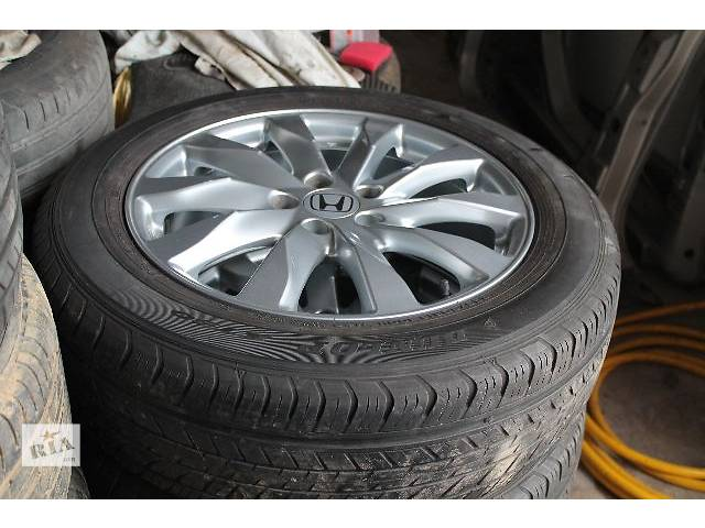 Колеса и шины Диск Диск литой 18 5x114 Легковой Honda CR-V Кроссовер 2012- объявление о продаже  в Ивано-Франковске