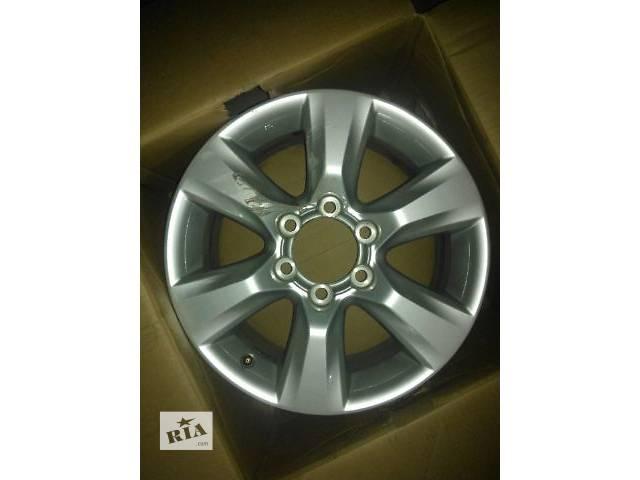 купить бу Колеса и шины Диск Диск литой 7.5 17 Легковой Toyota Land Cruiser Prado 120 в Киеве