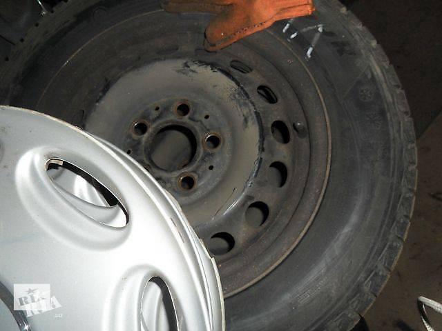 купить бу Колеса и шины Диск Диск металический Легковой Mercedes Vito в Киеве