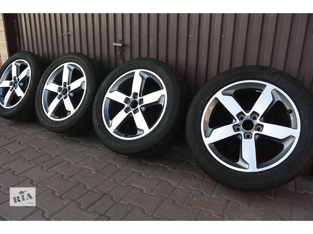 бу Колеса и шины Легковой Audi Q3 s-line.235/50/18. в Ужгороде