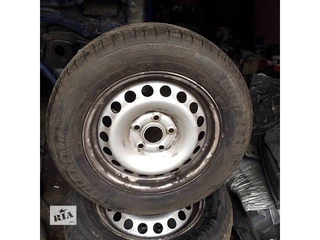 Колеса и шины Легковой Volkswagen audi seat skoda- объявление о продаже  в Львове