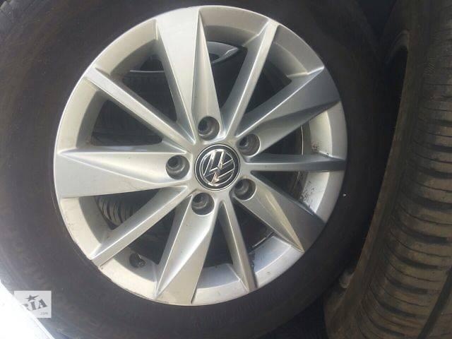 Колеса и шины Легковой Volkswagen Caddy 2014- объявление о продаже  в Теребовле