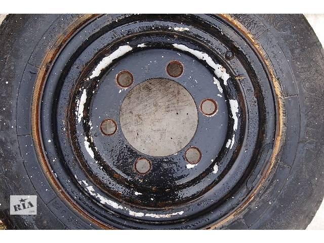 продам колесные диски на форд транзит 1990рв рессорный дискина 6 шпилек с резиной не потрескавшиеся по ободу есть другое на хэй куп бу в Черновцах