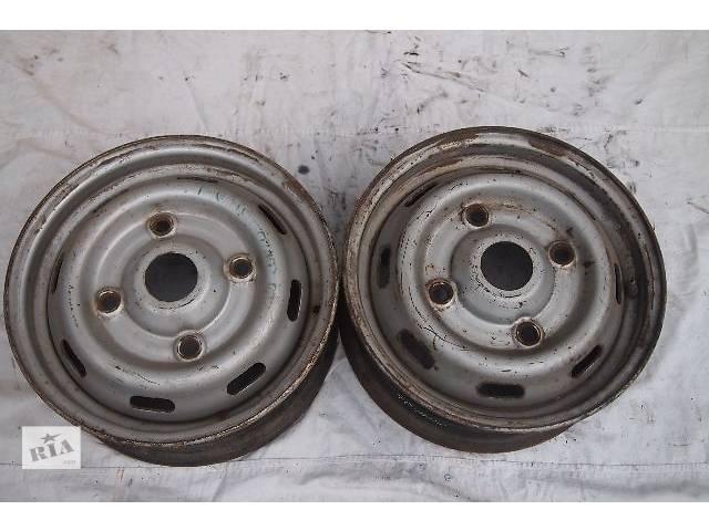 купить бу колесные диски на рено трафик 1997рв оригинал проверенные в работе в Черновцах