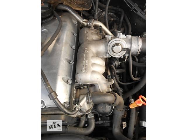 бу Коллектор впускной Volkswagen Touareg 2.5 R5 TDI Volkswagen Touareg (Фольксваген Туарег) 2003г-2006г. в Ровно