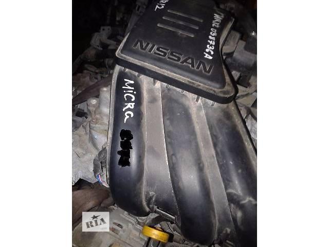 продам Коллектор впускной Nissan Micra 2011-2015 год, 1.2 бензин, на двигатель HR12. бу в Киеве