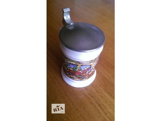 продам Коллекционная керамическая пивная кружечка Германия  бу в Харькове