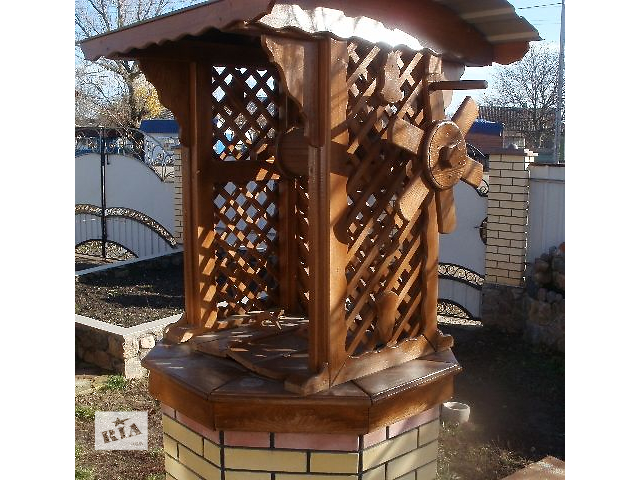 Колодец деревянный- объявление о продаже  в Виннице