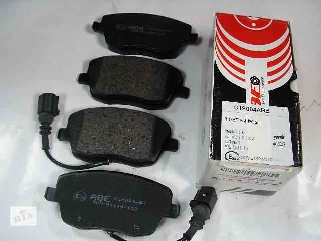 Колодки тормозные передние , комплект Skoda Fabia , Roomster, VW Polo, Seat Ibiza- объявление о продаже  в Ровно