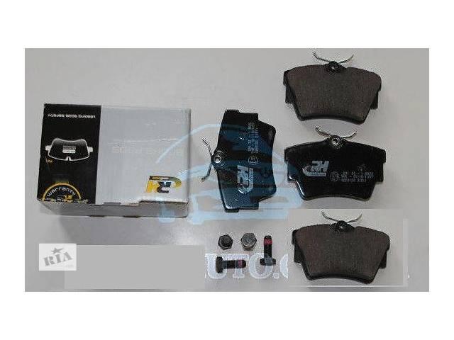 бу Колодки тормозные (задние) Renault Trafic/Opel Vivaro 01- в Луцке
