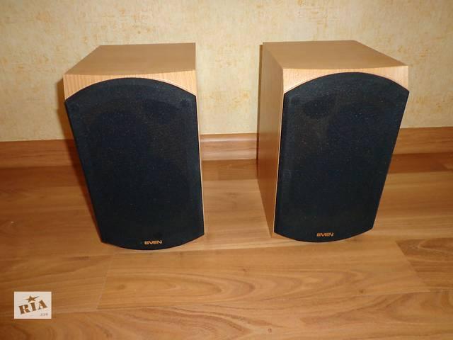 Колонки акустические Sven BF-11 (бук)- объявление о продаже  в Николаеве