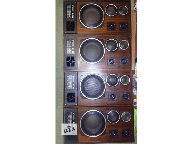 продам колонки Radiotehnika S-90 в наличии 4 штуки бу в Киеве
