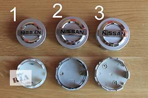 Новые Колпаки на диск Nissan